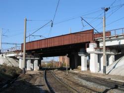 Капитальный ремонт железнодорожного путепровода на 2 км ст.Агрыз Горьковской железной дороги