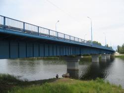 Инженерный проект кап. Ремонта моста через р.Черемшан в г.Димитровграде Ульяновской области