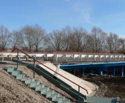 Ремонт моста через р.Кандыз на а/д Казань-Оренбург