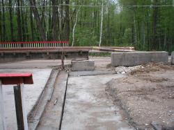 Рабочий проект по ремонту мостового перехода через р. Ерыкла на подъездной дороге к автодороге Уль яновск-Самара Мелекесского ра