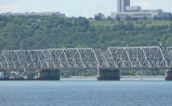 Ремонт проезжей части мостового перехода через р.Волгу с подходами в г.Ульяновске